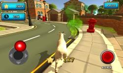 Crazy Goat Rampage Sim 3D screenshot 4/6