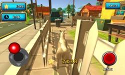Crazy Goat Rampage Sim 3D screenshot 6/6