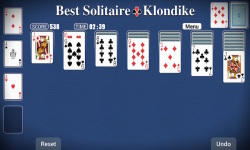 Best Solitaire ● Klondike screenshot 1/2