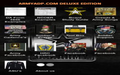 ArmyADPcom Study Guide Deluxe secure screenshot 2/5