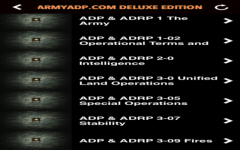 ArmyADPcom Study Guide Deluxe secure screenshot 4/5
