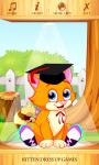 Kitten Dress Up Games Top screenshot 2/5
