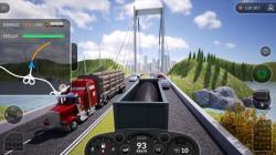 Truck Simulator PRO 2016 swift screenshot 2/6