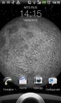 Moon 3D Live Wallpaper screenshot 2/2