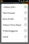 BNI SMS Banking screenshot 4/6