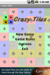 Crazy Tiles for Android screenshot 1/4