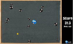 CrazyBall Game screenshot 2/2
