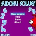SudokuSolverr screenshot 1/1