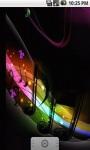 Colorful Music 3D Live Wallpaper screenshot 2/5