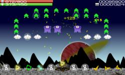 Space Pods Defend screenshot 2/4