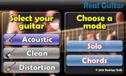REAL GUITAR 2014 screenshot 4/6