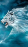 Angry Tiger Winds Live Wallpaper screenshot 2/3