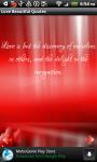 Love Beautiful Quotes screenshot 3/3