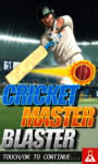 Cricket Master Blaster - Free screenshot 1/4