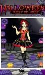 Halloween Makeup and Dressup screenshot 2/5