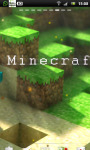 Minecraft Live Wallpaper 4 screenshot 3/3