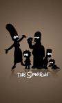 Free The Simpsons funny characters waallpaper screenshot 4/6