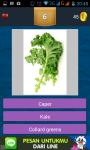 Vegetables Quizes screenshot 4/6