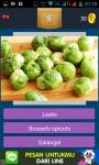 Vegetables Quizes screenshot 6/6