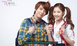 Yonghwa Seohyun YongSeo Couple Wallpaper screenshot 4/6