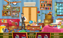 Free Hidden Object Games - The Missing Car screenshot 3/4