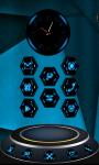 Future Technology Next Launcher 3D Theme screenshot 1/3