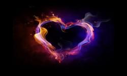 HD Love Heart Live Wallpaper screenshot 2/3