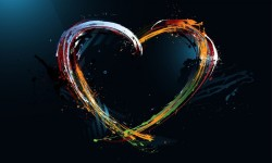 HD Love Heart Live Wallpaper screenshot 3/3