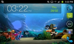 3D HD Live Fish Wallpapers screenshot 3/4