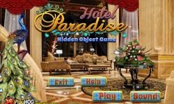 Free Hidden Object Games - Hotel Paradise screenshot 1/4