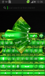 Green Keyboard screenshot 1/6