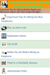 Important Tips for Hiring the Best Employees  screenshot 2/3