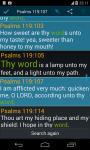 Beta Bible KJV screenshot 4/6