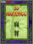3D Mahjongg_3D screenshot 2/6