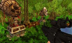 Alone Fighter Sniper Combat screenshot 1/6