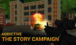 Alone Fighter Sniper Combat screenshot 2/6