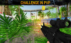 Alone Fighter Sniper Combat screenshot 3/6