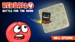 Red Ball 4 HD screenshot 2/3