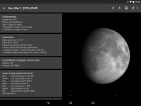 Fasi della Luna Pro base screenshot 1/6