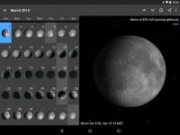 Fasi della Luna Pro base screenshot 2/6