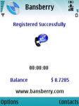 BansBerry Mobile Dialer screenshot 1/1