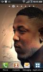 Kendrick Lamar Live Wallpaper screenshot 1/2