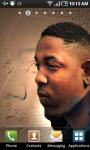 Kendrick Lamar Live Wallpaper screenshot 2/2