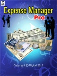 Expense Manager Free screenshot 1/5