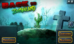 peaceful Zombieland screenshot 1/6