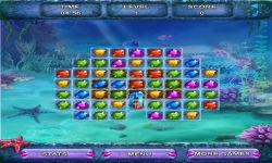 Sea Treasure Match free screenshot 2/4