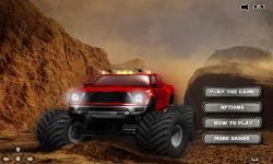 Monsterl Truck  Game screenshot 1/4
