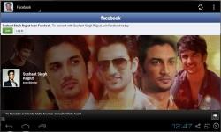 Sushant Singh Rajput Fan App screenshot 2/3