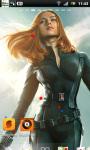Captain America Winter Soldier LWP 2  screenshot 1/3
