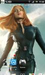 Captain America Winter Soldier LWP 2  screenshot 2/3